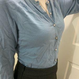 lafayette blue top